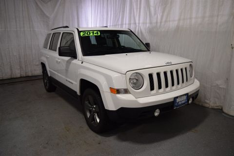 Used Jeep Patriot High Altitude