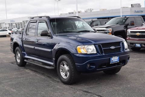 Used Ford Explorer Sport Trac XLT