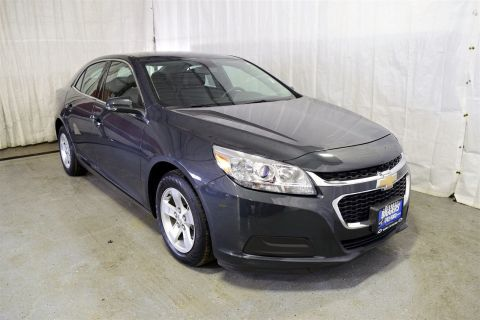 Used Chevrolet Malibu LT