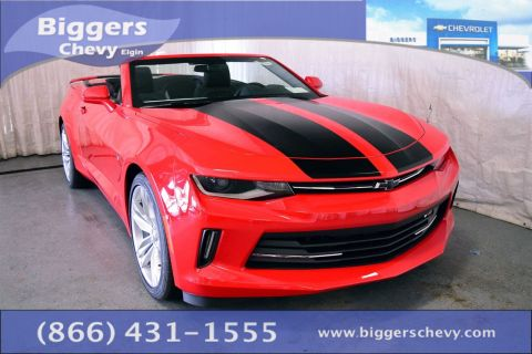 New Chevrolet Camaro 1LT