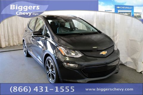 New Chevrolet Bolt EV Premier