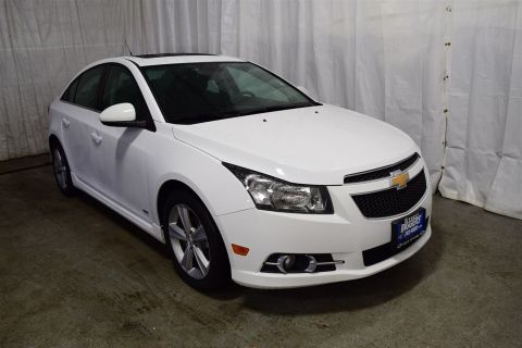 Used Chevrolet Cruze 2LT