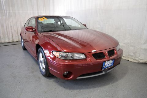 Used Pontiac Grand Prix GTP