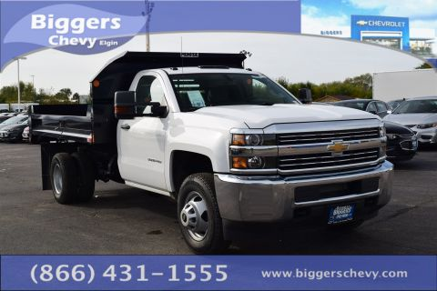 New Chevrolet Silverado 3500HD Work Truck