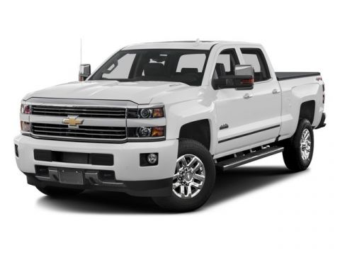 New Chevrolet Silverado 3500HD High Country