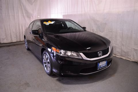Used Honda Accord Coupe LX-S