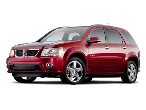 Used Pontiac Torrent GXP