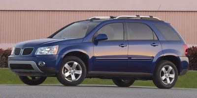Used Pontiac Torrent 4DR FWD
