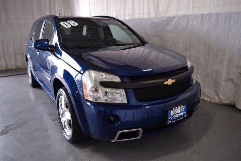 Used Chevrolet Equinox Sport