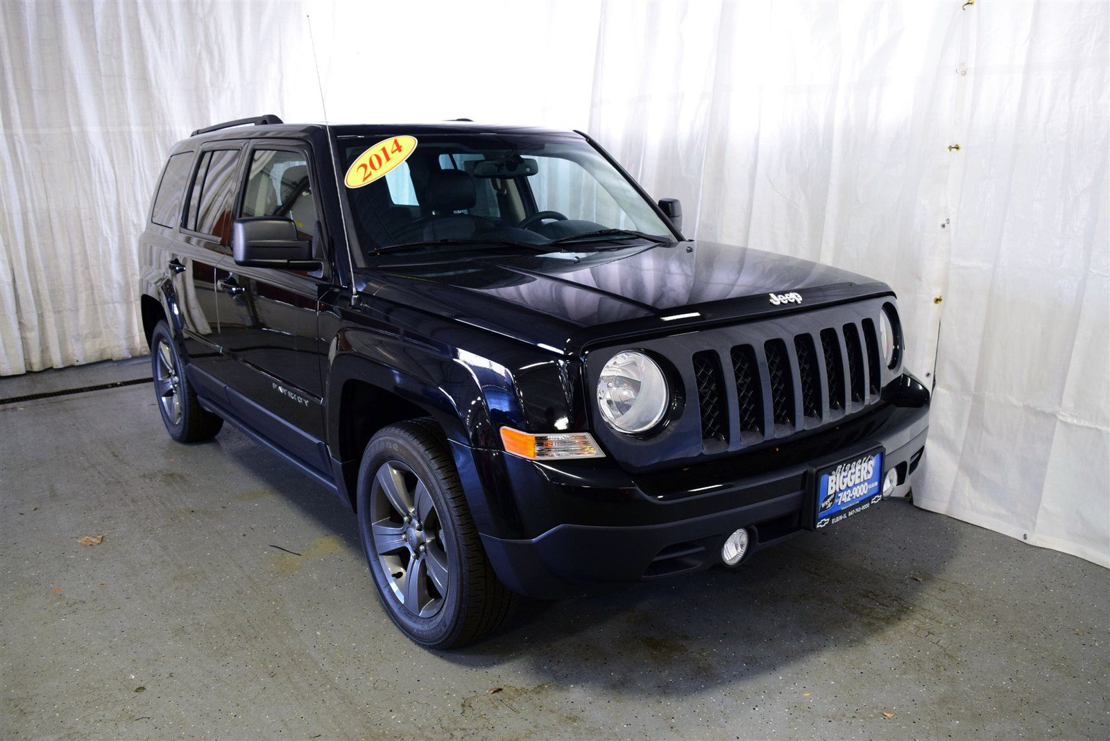 used 2014 jeep patriot high altitude 4d sport utility near