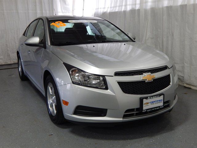 Certified Used Chevrolet Cruze 1LT