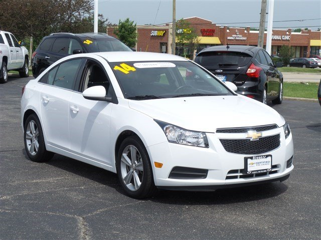 Certified Used Chevrolet Cruze 2LT