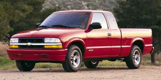 Used Chevrolet S-10 LS