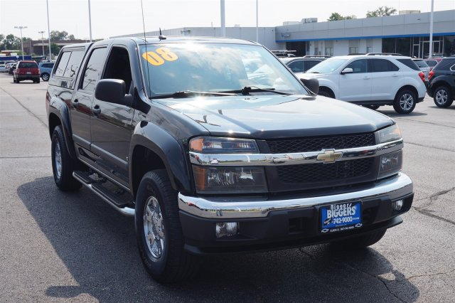 Used Chevrolet Colorado LT w/2LT