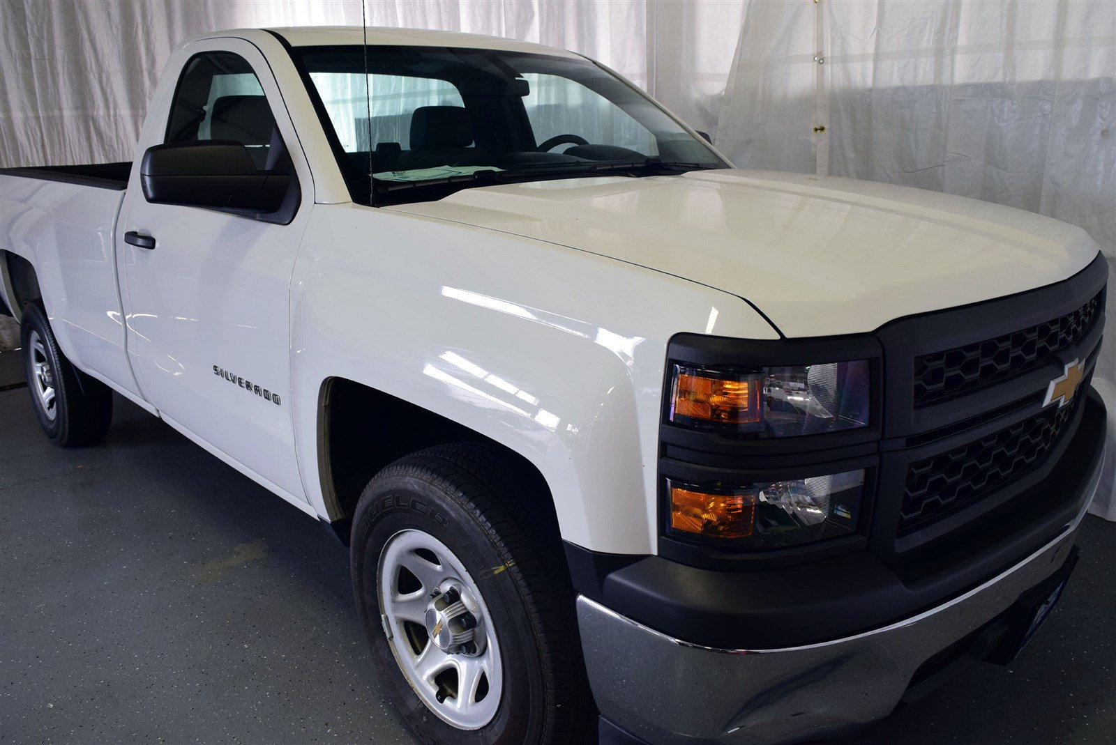 Pre owned 2014 chevrolet silverado 1500 work truck