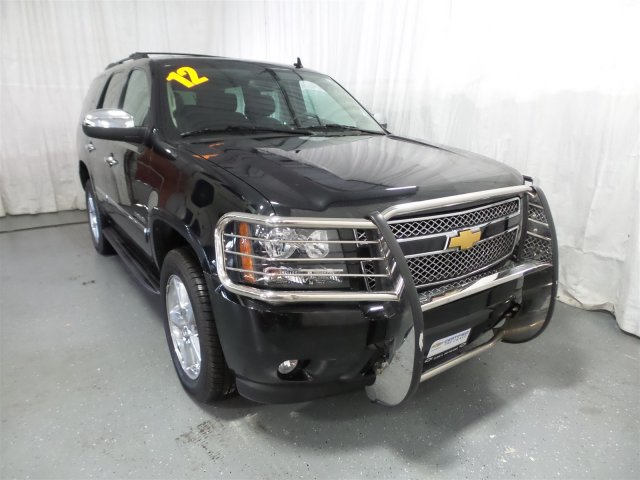 Certified Used Chevrolet Tahoe LTZ