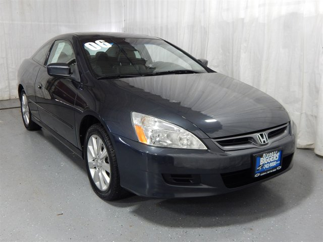 Used Honda Accord Cpe EX-L V6 with NAVI