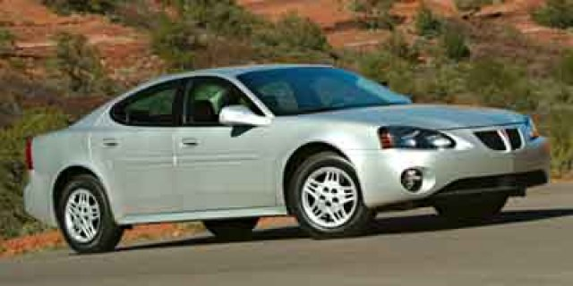 Used Pontiac Grand Prix GT1