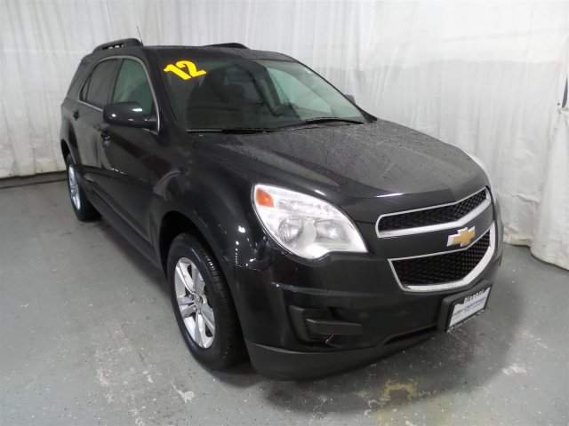 Certified Used Chevrolet Equinox LT w/1LT