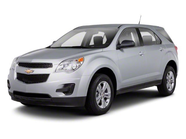 Used Chevrolet Equinox LT w/1LT
