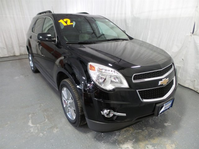 Used Chevrolet Equinox LT w/2LT