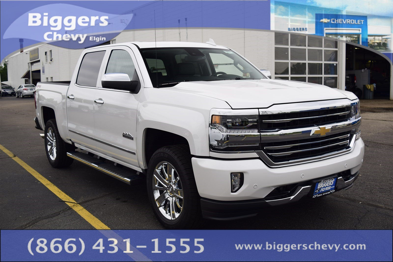 Amazing New 2018 Chevrolet Silverado 1500 High Country
