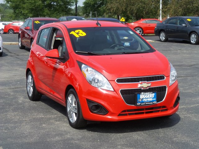 Used Chevrolet Spark LS