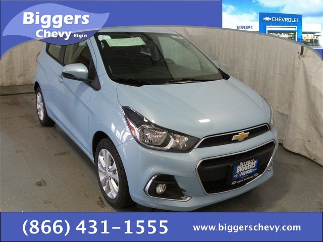 New Chevrolet Spark LT