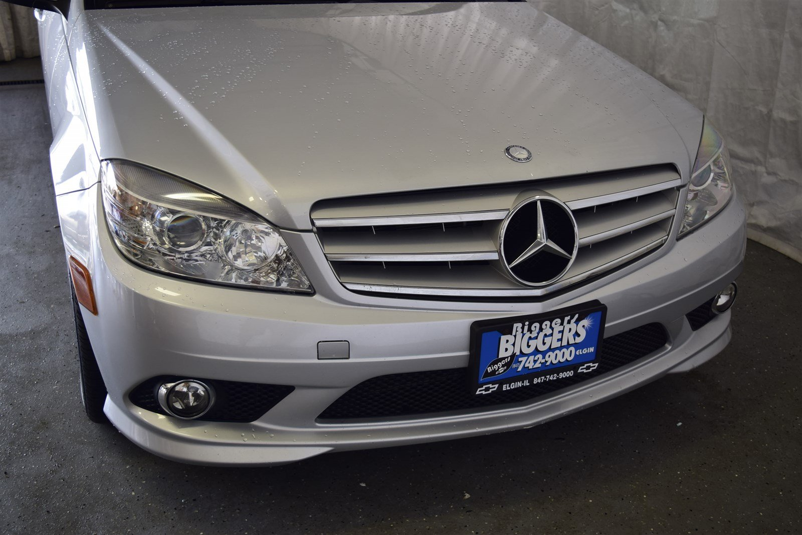 Used 2008 Mercedes Benz C Class 300 4d Sedan Near Schaumburg 1960 300d Fuel Filter Pre Owned