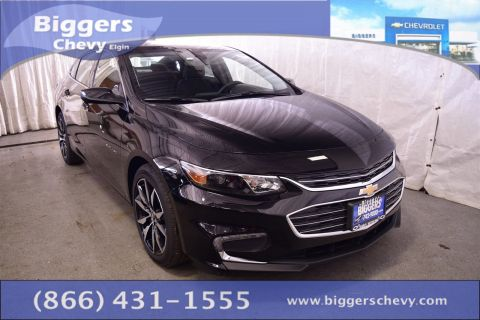 New 2018 Chevrolet Malibu LT