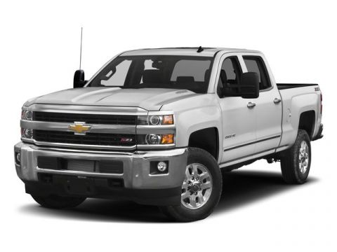 New 2018 Chevrolet Silverado 2500HD High Country