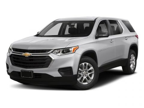 New 2018 Chevrolet Traverse LS